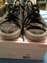 Coach tennis shoes Sz 8 in Fort Campbell, Kentucky