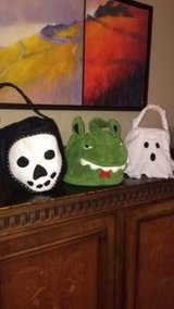 Pottery Barn cloth Halloween trick-or-treat bags in Wiesbaden, GE