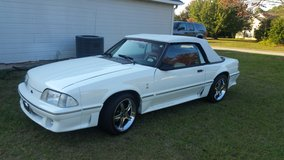 1987 Ford Mustang GT Convertible in Warner Robins, Georgia