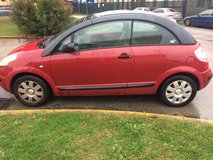 2004 Citroen C3 for sale in Caserma Ederle.  Just passed inspection. in Vicenza, Italy