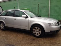 Audi A4 Wagon 2.0 FSI AUTOMATIC A/C Heated Seats New Service New TÜV!! in Ramstein, Germany