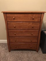 Solid wood dresser in Fort Campbell, Kentucky
