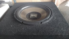 "12 "" Subwoofer and Amp in Camp Lejeune, North Carolina"