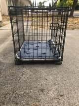 Small Wire Dog Kennel in Travis AFB, California