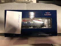 Lilliput N-Scale Digital Train Class E10 001 of the DB in Ramstein, Germany
