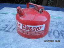 Vintage Gas Can (Eagle The Gasser) in Vacaville, California
