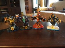 Skylanders Figures in Sugar Grove, Illinois