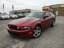 2014 FORD MUSTANG GT PREMIUM COUPE 2D V8, 5.0 LITER in Fort Campbell, Kentucky