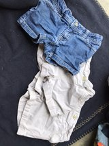 Lot of 4 girls shorts in Camp Lejeune, North Carolina