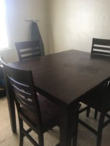 bistro table w/4 chairs $80 in Fort Benning, Georgia