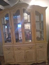 Antique Hutch & Table in Pasadena, Texas