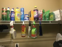 Cleaning Supplies - Windex Clorox etc in Fort Campbell, Kentucky