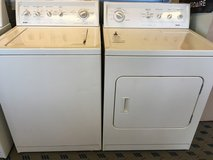 Kenmore Washer and Dryer Pair -  USED in Fort Lewis, Washington