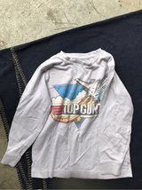 Old Navy top gun shirt doze 6/7 in Camp Lejeune, North Carolina