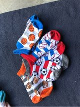 4 pairs boys socks size 4T in Camp Lejeune, North Carolina