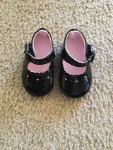 Black patent mary janes..size 0 in Chicago, Illinois