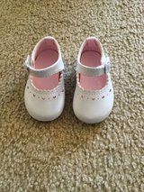 White patent mary janes....size 2 in Naperville, Illinois