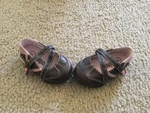 Circo brown/pink Mary Janes...size 2 in Naperville, Illinois