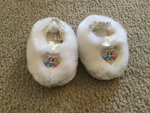 Princess slippers...size S in Naperville, Illinois