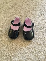 Black patent mary janes...size 3 in Naperville, Illinois