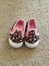 Roxy slip-on shoes...size 3 in Naperville, Illinois