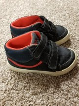 Boys Carter's shoes size 8 in Plainfield, Illinois