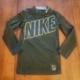 Black Nike Compression Shirt Youth Small S in Fort Campbell, Kentucky