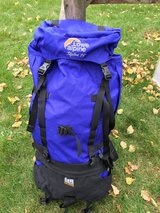 LIKE-NEW APLINE LOWE HIKING BACKPACK in Naperville, Illinois