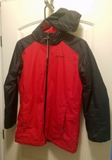Red Columbia Jacket Coat Youth Large L in Fort Campbell, Kentucky