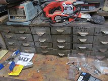 24 Drawer Metal Cabinet for your Shop in Camp Lejeune, North Carolina