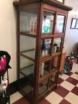Antique Display Cabinet in Brenham, Texas