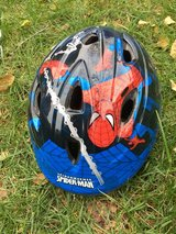 SPIDER-MAN TODDLER BICYCLE HELMET in Aurora, Illinois