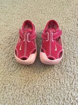 Nike pink water shoes...size 5 in Naperville, Illinois