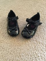 Okie Dokie black patent mary janes....size 6 in Chicago, Illinois