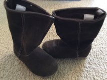 babyGap brown suede boots...size 6 in Chicago, Illinois