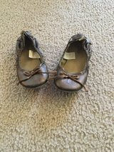 babyGap copper ballet flats...size 7 in Chicago, Illinois