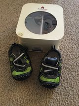 Riley Roos boys shoes...size 12-18 months in Aurora, Illinois
