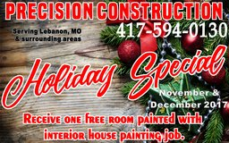 House Painting Holiday Special in Fort Leonard Wood, Missouri