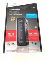 Arris SBG6580-2 cable modem + router in Sugar Land, Texas