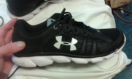 Brand new black under armour shoes 10.5 in Columbus, Ohio