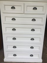 Dresser and matching nightstand in Westmont, Illinois