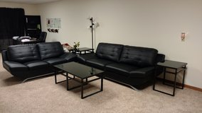 Living room set (Couches, end tables and coffee table) in Fort Leonard Wood, Missouri