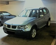 BMW X3 2.0D 2006 in Stuttgart, GE