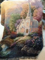 Thomas KinKade Throw in Plainfield, Illinois