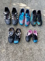 SOCCER SHOES- ADULT and child in Wilmington, North Carolina