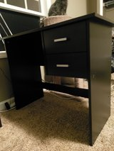 Compact desk with two drawers in Fort Campbell, Kentucky