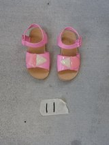 GIRL SHOES-SIZE 11 AND 10 in Wilmington, North Carolina