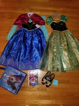 DISNEY WORLD AND DISNEY STORE COSTUMES-SIZE 5/6 ; 7/8; 10 in Wilmington, North Carolina