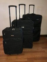 Luggage, 3-piece in Fort Drum, New York