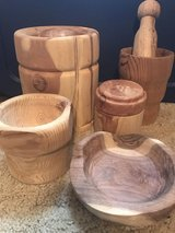 Carved Wooden Bowls in Dover, Tennessee